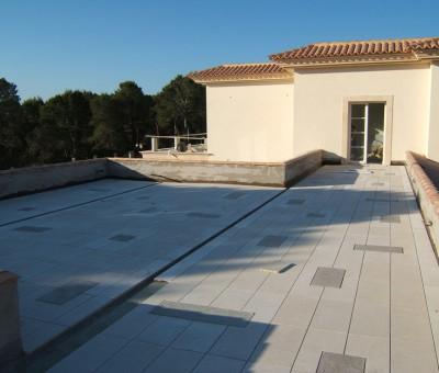 Embaldosado Terraza Mallorca