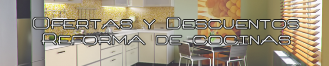Reforma Cocinas  Mallorca desde 2200 €