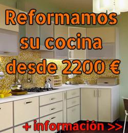 Reforma cocinas mallorca